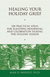 Healing Your Holiday Grief Cover